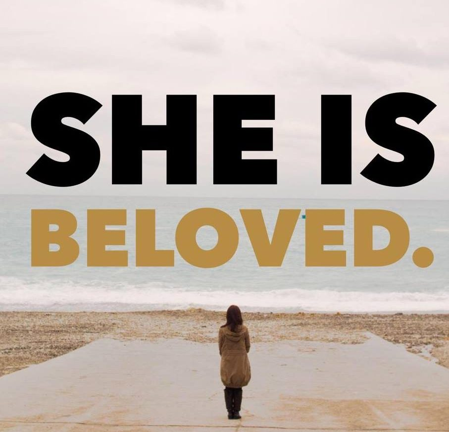 She is Beloved
